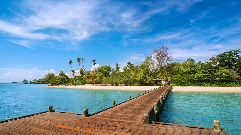 Thailand Luxury Real Estate: Island Living (Off Phuket)