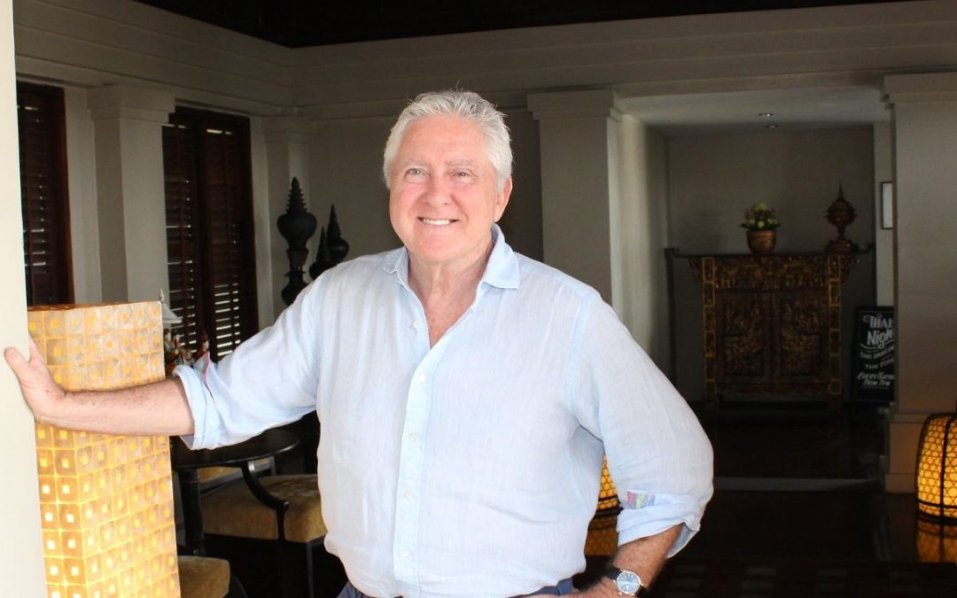 Adventure, Culture, Art and Romance – Confession of A Resort Hotel Developer Gordon Oldham