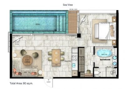 The-Residences-at-Sheraton-Phuket-Grand-Bay-One Bed Pool Villa C Ground-24op0if