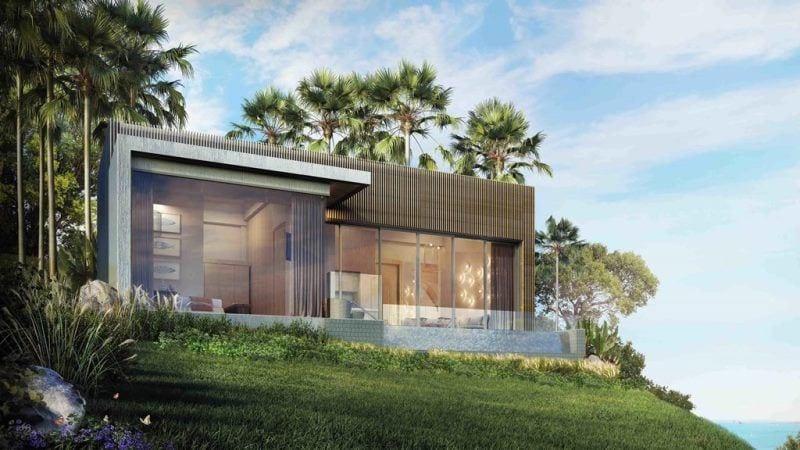 The Residences at Sheraton Phuket Grand Bay – 1 Bedroom Pool Villa C