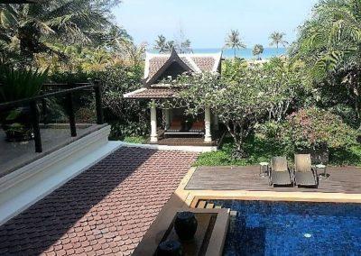 Beach Villa 3 Bedrooms Layan
