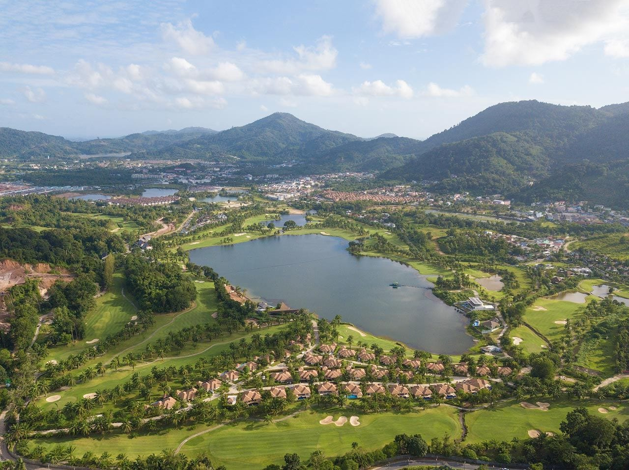 Golf View Family Villa, Kathu