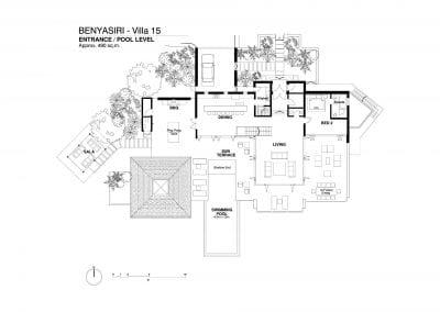 Villa Benyasiri Pool Level-27ytex2