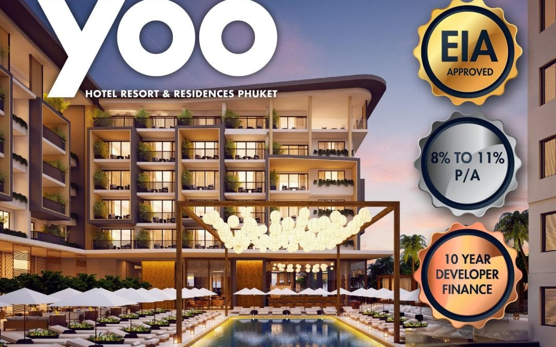 Projects: YOO Hotels & Residences Investment