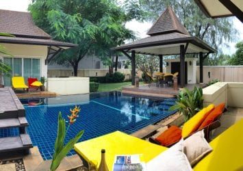 Centrally Located 4 Bedroom Family Villa