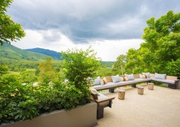 Mountain Top Villa Nr Laguna West Coast