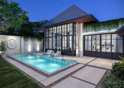 Asia360 Phuket 3 bd pool villa for sale laguna Mono(8)