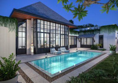 Asia360 Phuket 3 bd pool villa for sale laguna Mono(9)