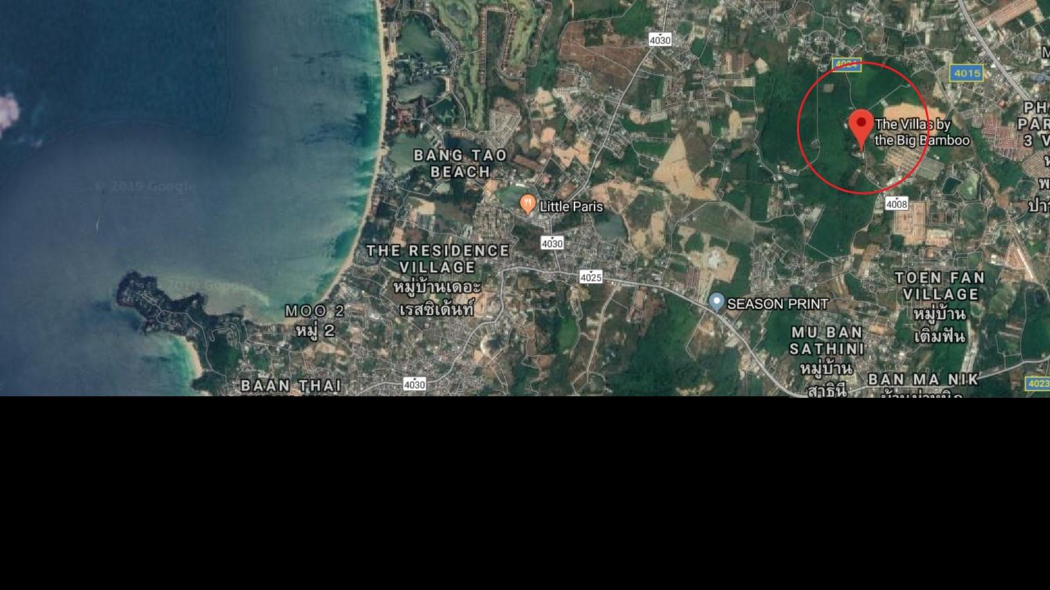Serviced Villa Building Plots Near Laguna, Phuket
