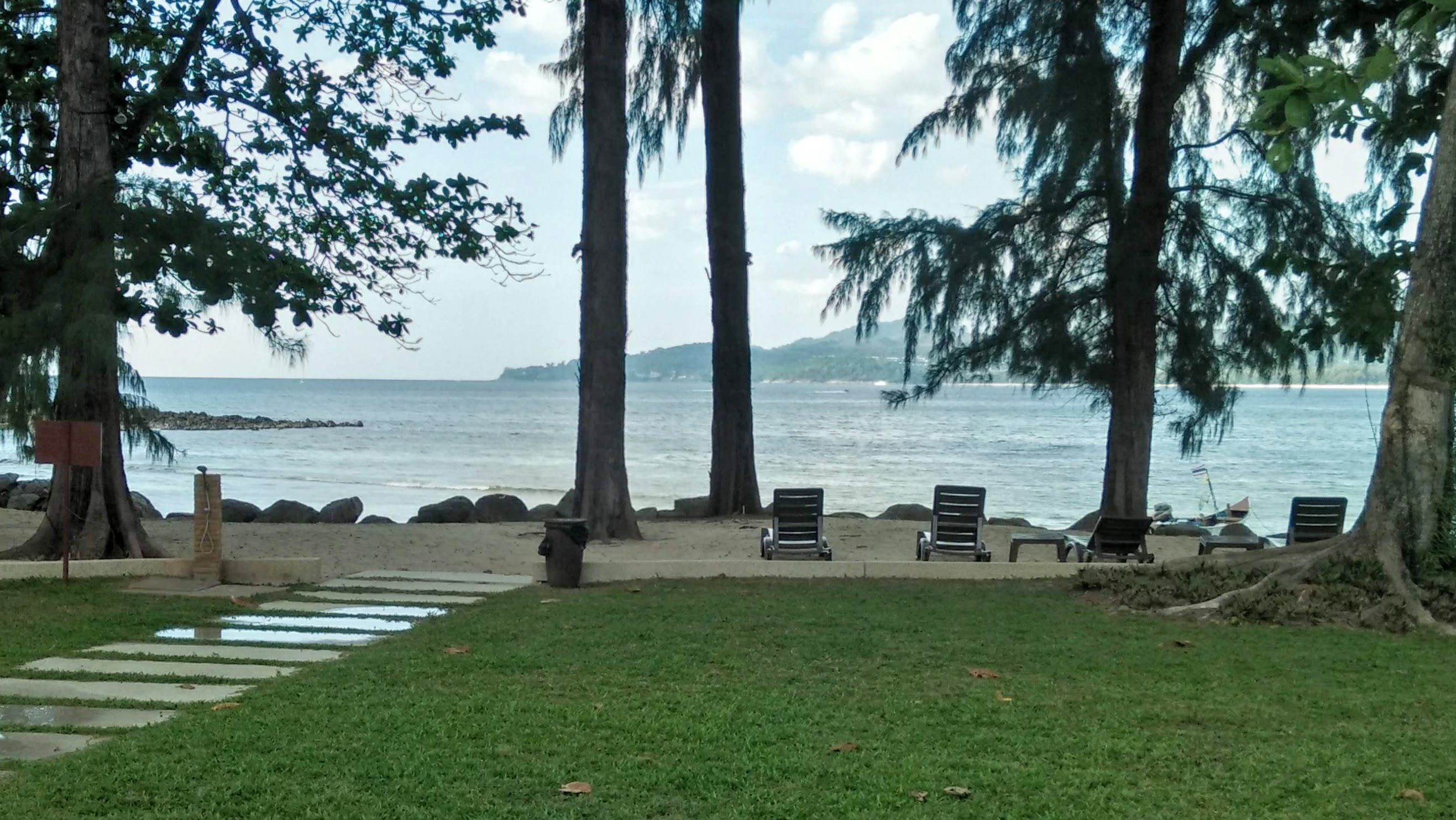 3 Bed Apartment Beachfront Bang Tao / Walk to the Beach Phuket Thailand