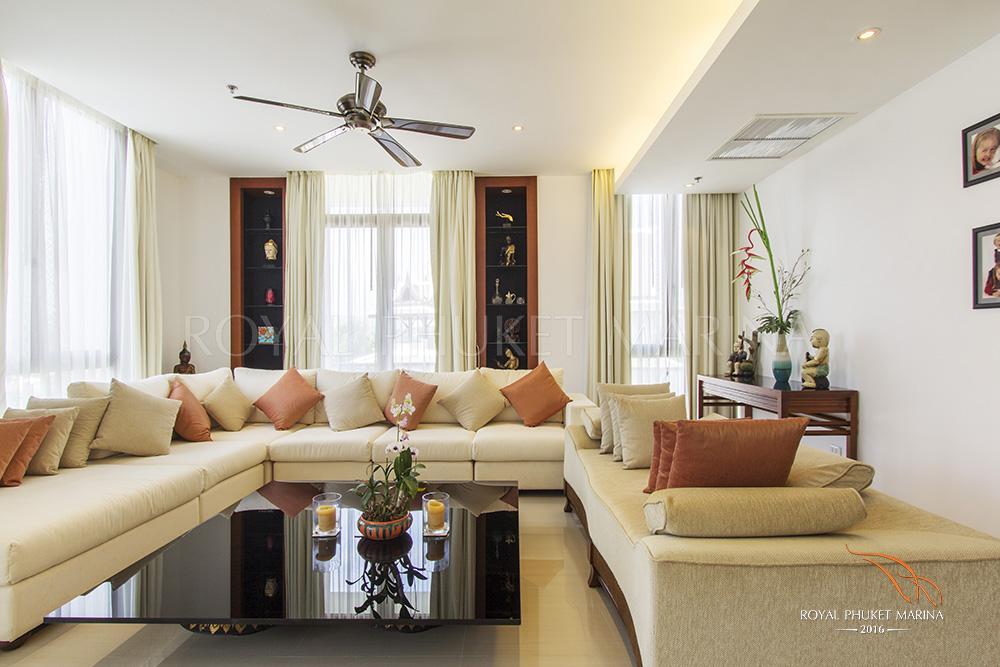 Waterfront Luxury Apartment, 3 Bed for British International School Phuket