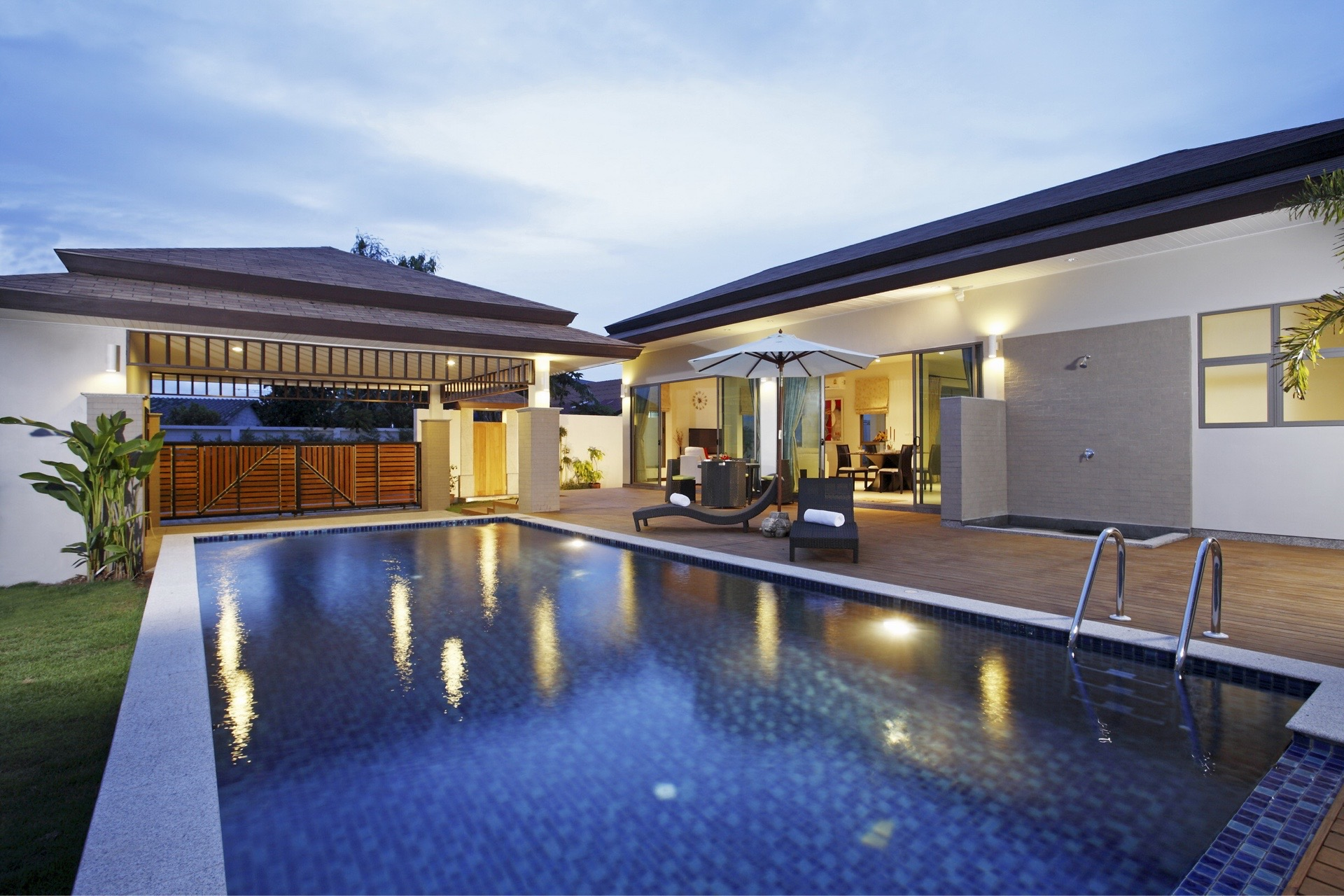 3 Bed Pool Villa Layan Phuket
