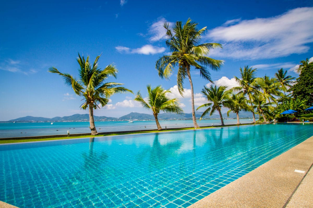 Stunning Beachfront, 3 Bedroom Freehold Condo in Panwa, Phuket