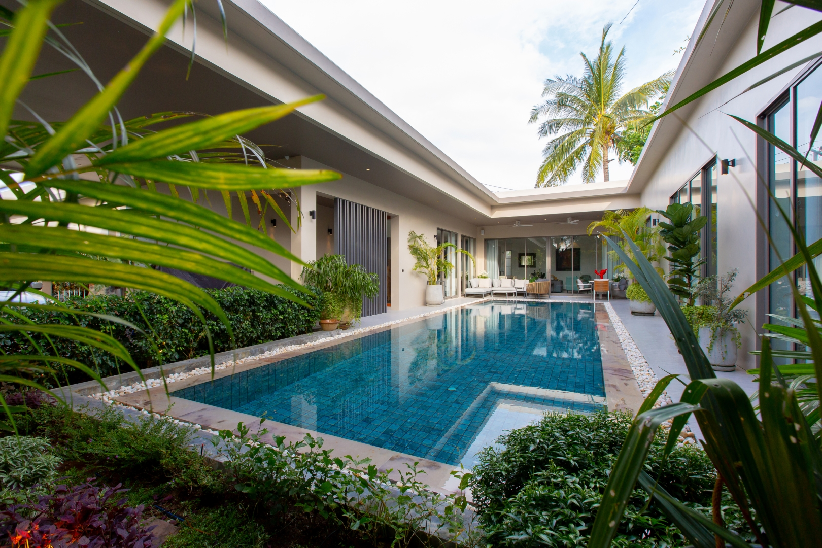 Modern 3 Bed Family Pool Villa 31 in Layan For Sale (Non-Estate)