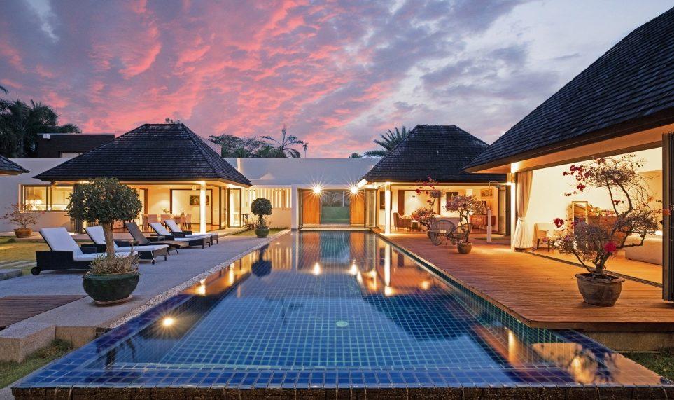 Luxury Villa Layan Hills Estate For Sale