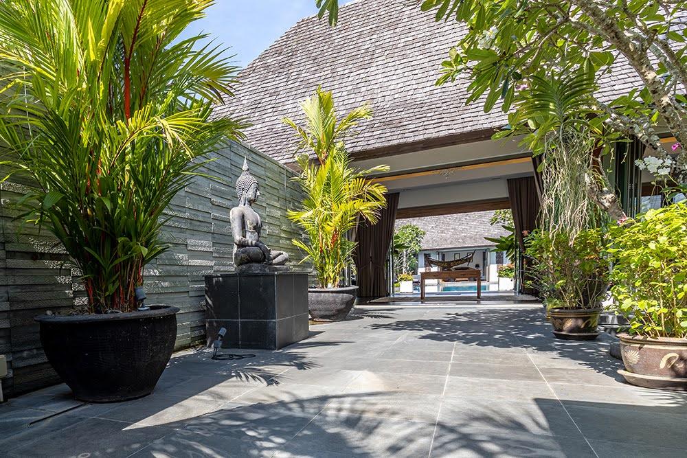 Anchan Grand Residence, Custom 5 Bed Pool Villa